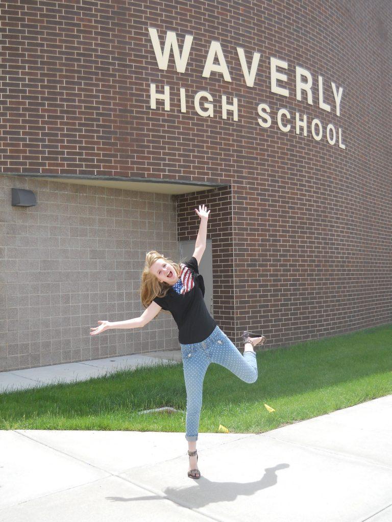 high school alltag