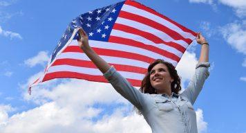 patriotismus in amerika