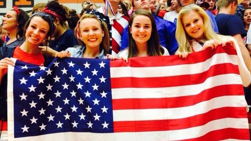 patriotismus usa