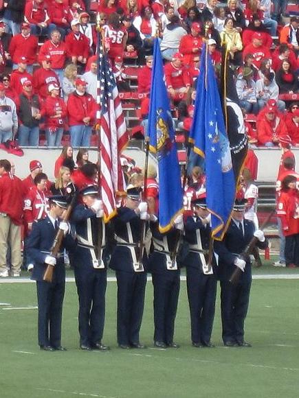 amerika flagge patriotismus