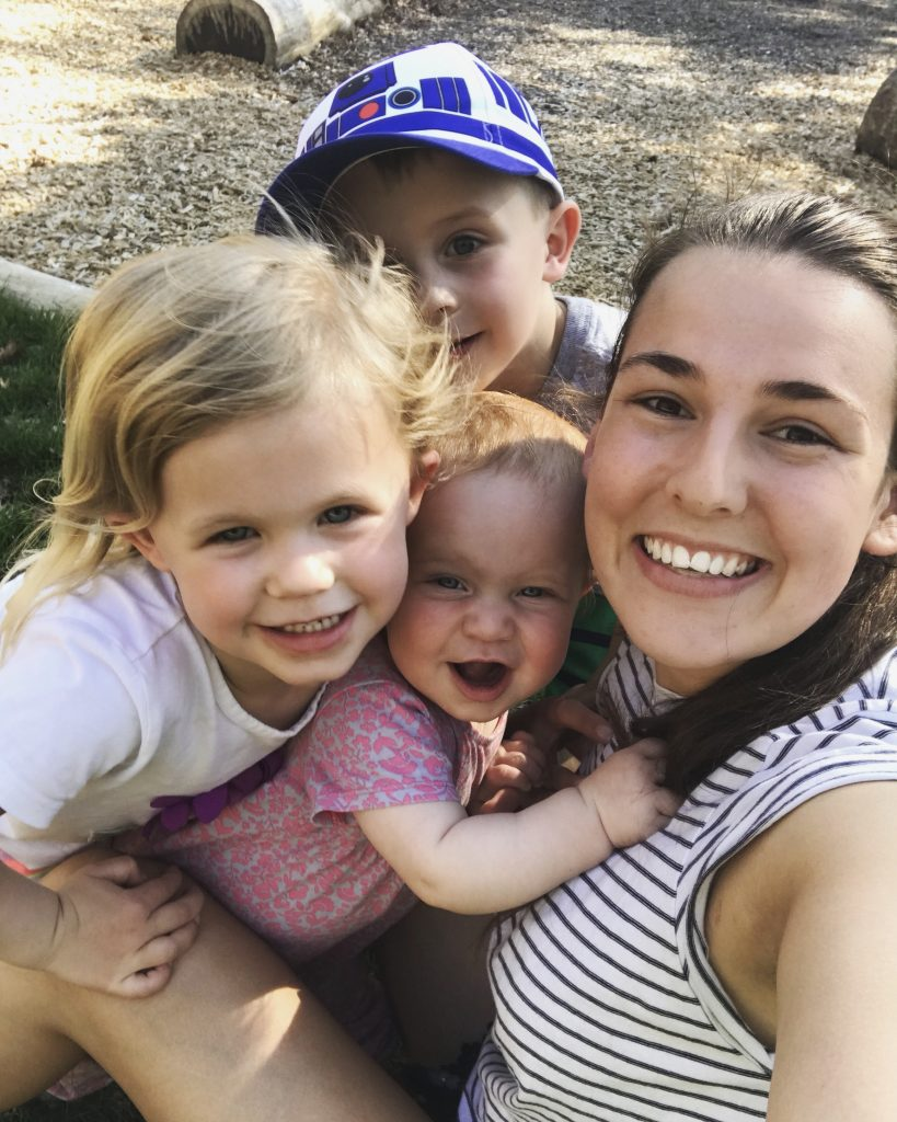 Au pair USA Kinder