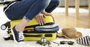 au pair packliste
