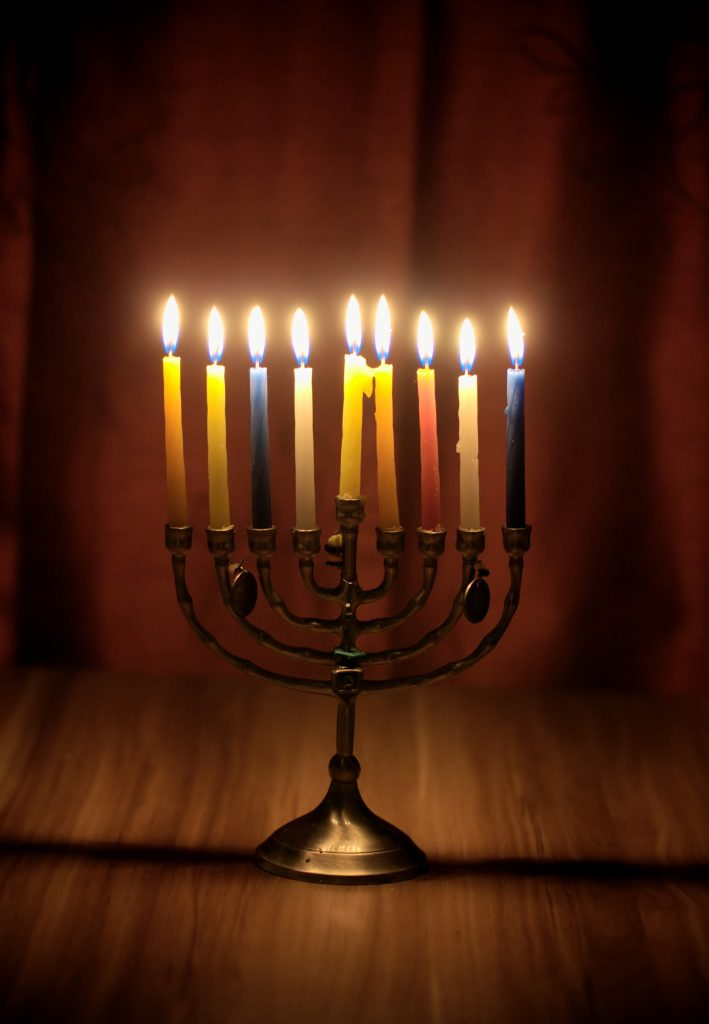 lichterfest hanukkah