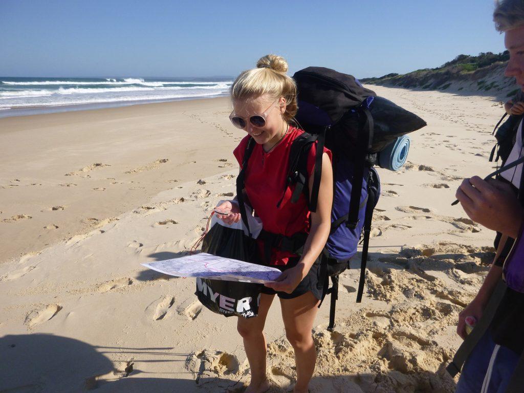 work and travel packliste australien