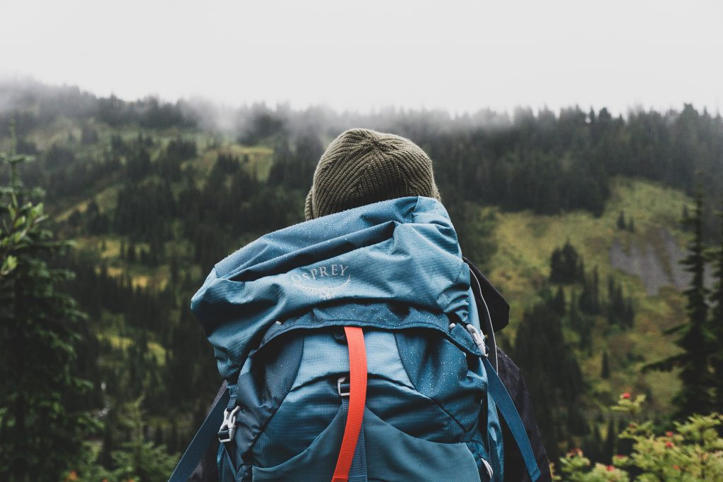 backpacker gepäck work and travel
