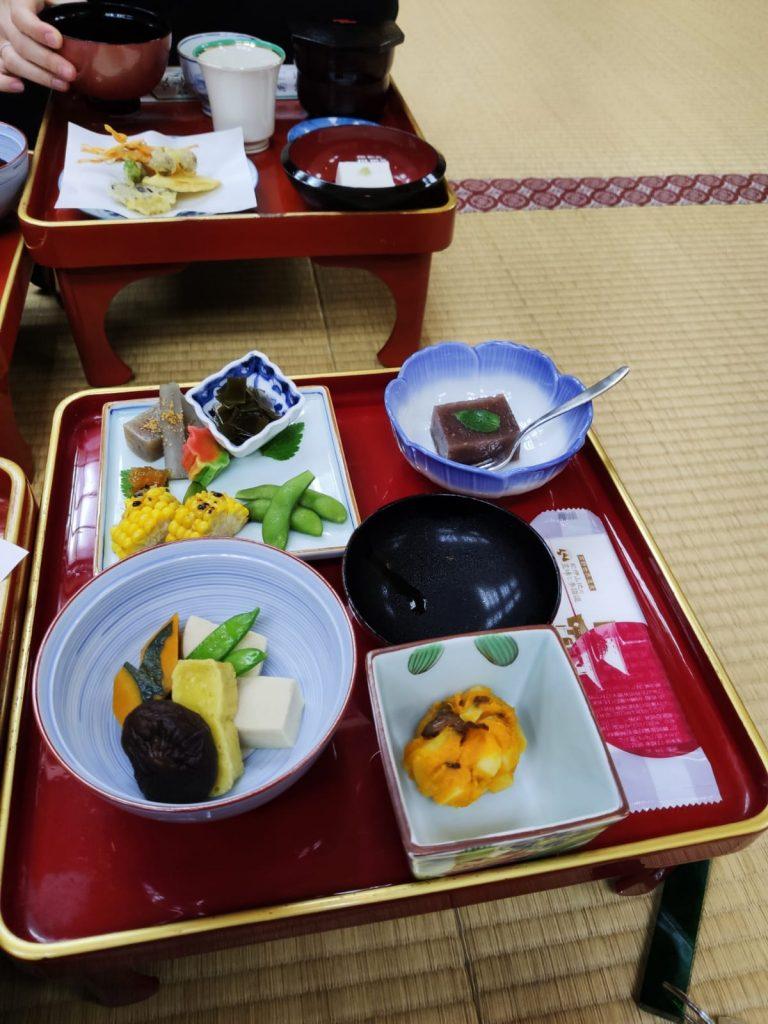 essen in japan austausch