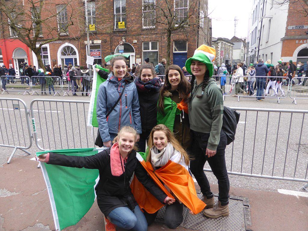 irland schueleraustausch land