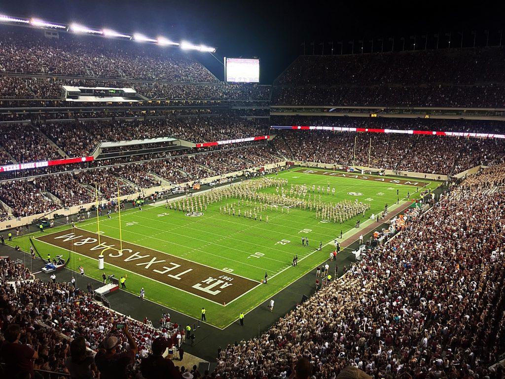 Texas Football Stadion