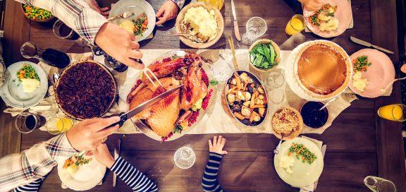 thanksgiving in amerika