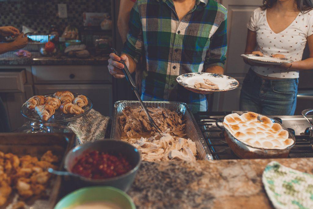 essen thanksgiving dinner