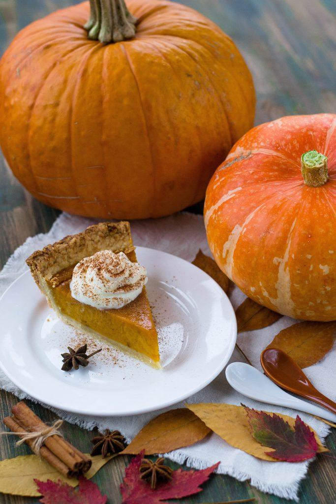 pumpkin pie thanksgiving