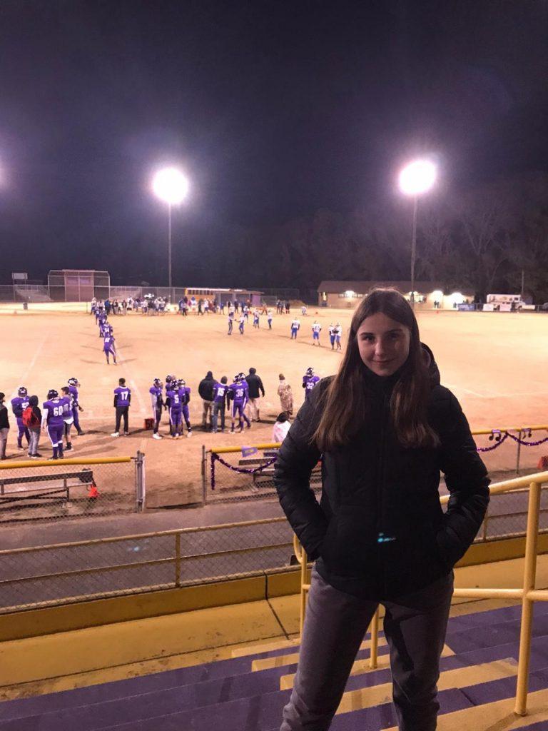 sport schule amerika