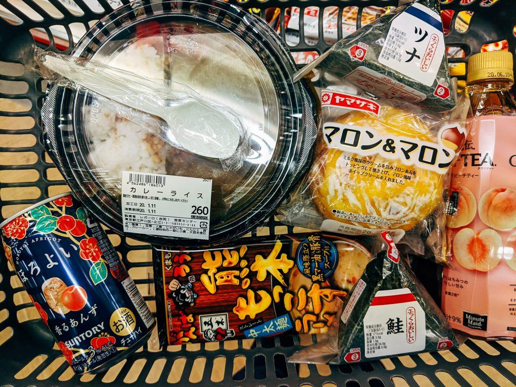 essen to go japan