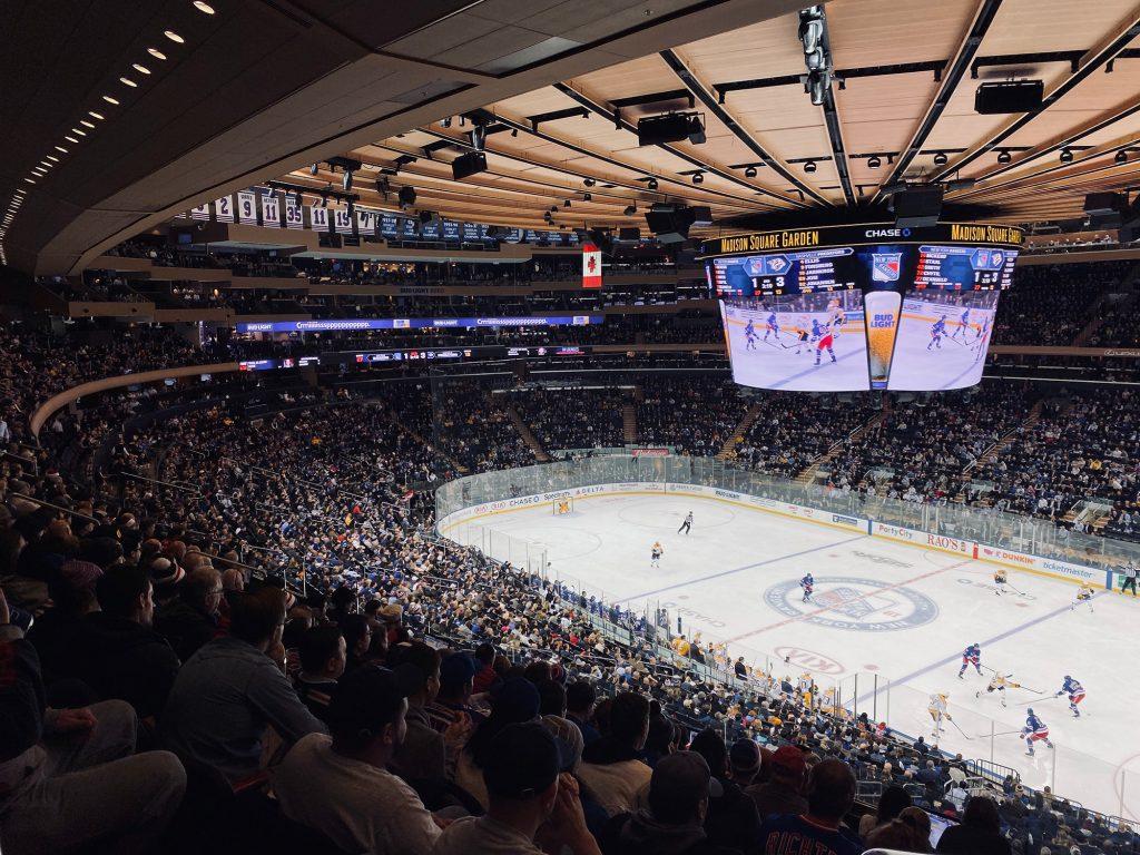 eishockey stadion
