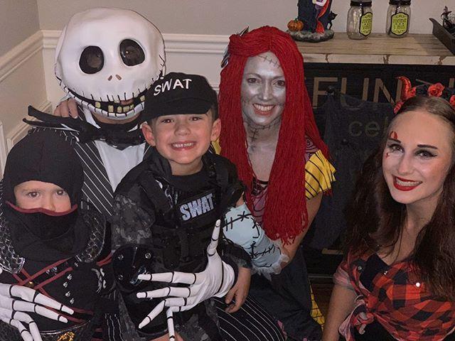 gastfamlie halloweenkostüm