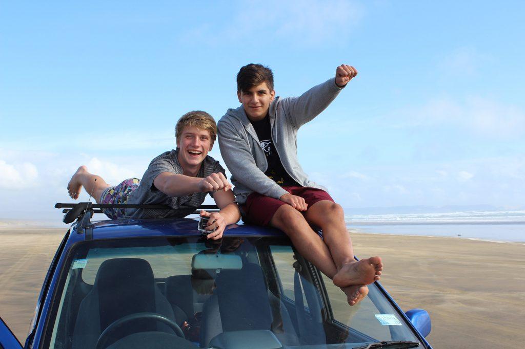 reisemonat au pair roadtrip