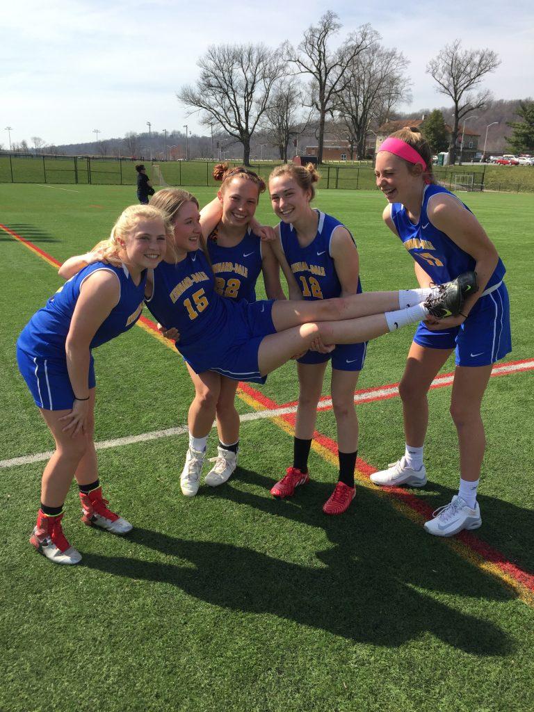 sport team an der high school