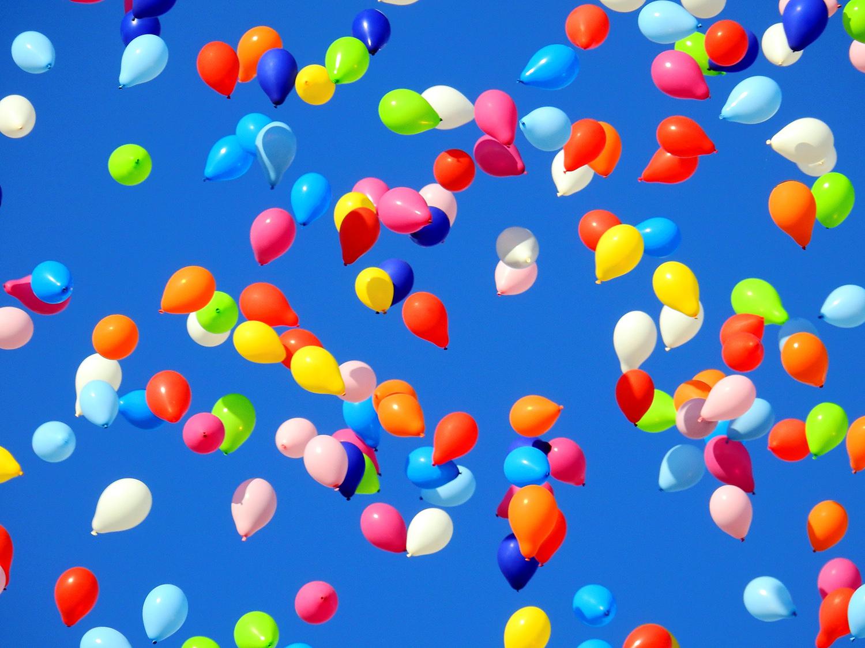 apc 30 jahre ballons