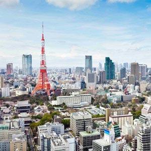 Auslandspraktikum Japan, Step by Step, Abreise, Tokio