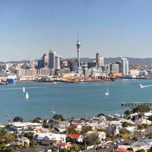 Work and Travel Neuseeland, Step by Step, Gebühren, Stadt