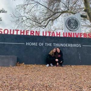 College-Porgramm USA Southern Utah University Anna