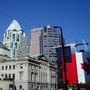 Praktikum Kanada, Erfahrungsbericht, Unterkunft, Vancouver