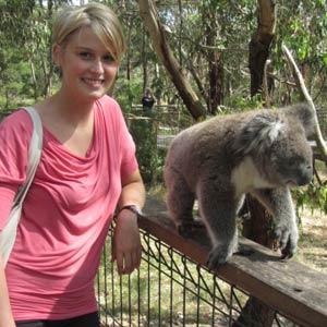 Au pair Australien, Erfahrungsbericht, Koala