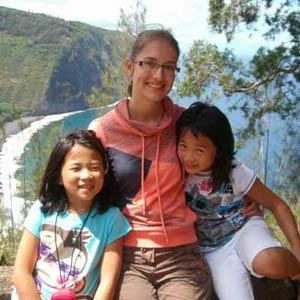 Au pair USA, Erfahrungsbericht, Au pair academy, Schwestern