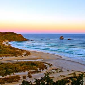 Farmstay Neuseeland, Erfahrungsbericht, Lisa, Küste
