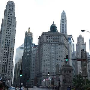 Praktikum USA, Erfahrungsbericht, Chicago, Unterkunft
