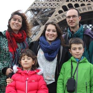 Schüleraustausch Frankreich, Erfahrungsbericht, Familie, Eiffelturm