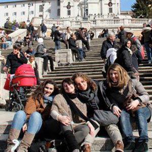 Schüleraustausch Italien, Erfahrungsbericht, Schule