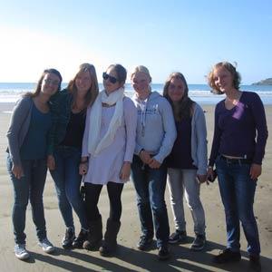 Schüleraustausch Neuseeland, Erfahrungsbericht, Gastfamilie