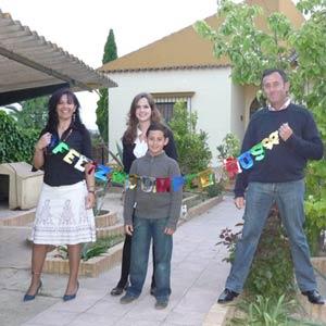 Schüleraustausch Spanien, Erfahrungsbericht, Annika, Gastfamilie