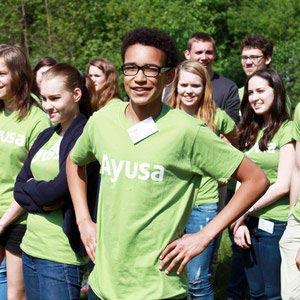 Schüleraustausch, Step by Step, Bewerbung