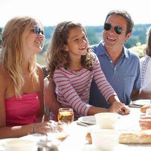 Schüleraustausch, Step by Step, Gastfamilie