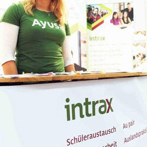 Schüleraustausch, Step by Step, Programm, Messe, Ayusa-Intrax