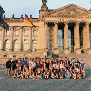 Schüleraustausch, Step by Step, Vorbereitungstreffen, Berlin