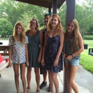 Ferienprogramm USA, Erfahrungsbericht, Freundinnen