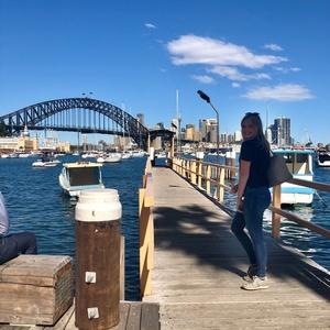 Sina in Sydney