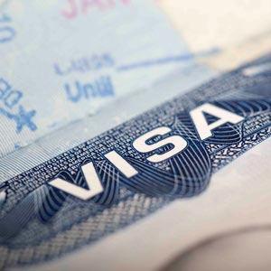 College Stipendium USA, Visa-Hilfe