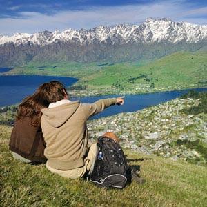 Work and Travel Neuseeland, Step by Step, Gebühren, Berge