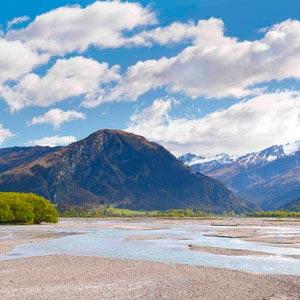 Work and Travel Neuseeland, Step by Step, Abreise, Landschaft
