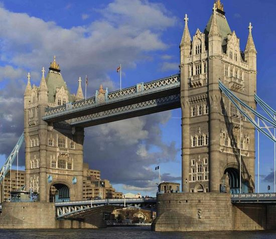 Auslandspraktikum, England, London, Tower Bridge