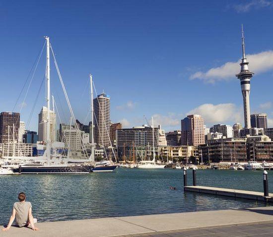 Auslandspraktikum, Neuseeland, Auckland, Wasser, Hafen