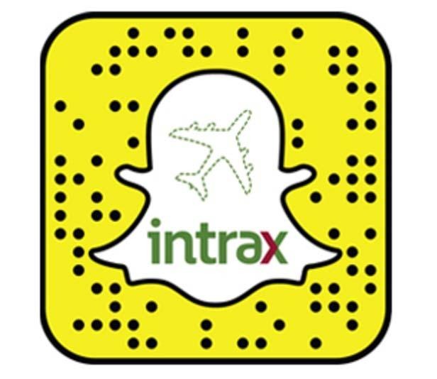 Ayusa-Intrax Snapchat Snapcode