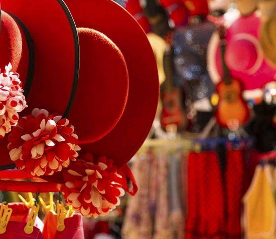 schueleraustausch-spanien-rote-huete-markt