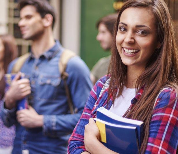 Stipendium USA, College, Hochschule Amerika, Bücher