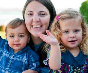 Gastfamilie Au pair, Gastfamilie werden, Kinder, lachen