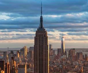 Auslandspraktikum, USA, NYC, Empire State Buildiung
